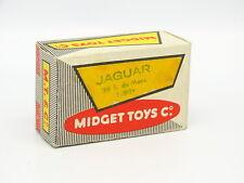 Midget Toys C 1/87 - Boite Vide Jaguar 24h Du Mans Serie A Model 6
