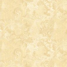 Wide Backing Quilt Fabric Ivory Flourish 108in Wide Back Wilmington Prints SBY