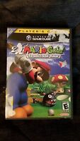 Mario Golf: Toadstool Tour Player's Choice (Nintendo GameCube, 2004) COMPLETE