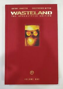 Wasteland - THE APOCALYPTIC EDITION VOL. 1 - Hardcover - Graphic Novel - ONI