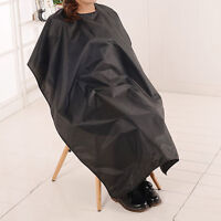 Pro Waterproof Salon Barber Gown Cape Hairdresser Hair Cut Cutting Cloth Apron