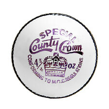 Cw Spcl.County Crown Women Leather Cricket Ball Hand Made 4Piece 2X 3X 4X 6X