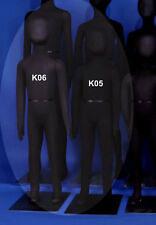 Two New Black K05 Amp K06 Totally Flexible And Bendable Arms And Legs Mannequins