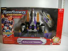 TRANSFORMERS ENERGON GALVATRON LEADER CLASS 2004 NEW! MISB -LIGHTS AND SOUNDS!