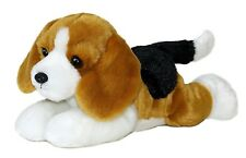"Aurora 12"" Buddy Beagle Plush Stuffed Animal Toy #31518"