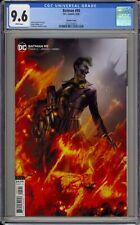 BATMAN #95 - CGC 9.6 - FRANCESCO MATTINA CARD STOCK VARIANT - 3727214010