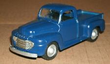 1/36 Scale 1948 Ford F-1 Pickup Truck Diecast Model F-Series Replica Maisto Blue