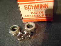Schwinn Stingray Krate Fastback Stick Stik-Shift shifter cover plate screws/nut