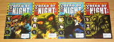 Dead Of Night: Man-Thing #1-4 VF/NM complete series - marvel max set lot 2 3
