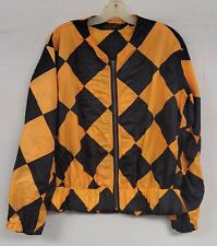 VINTAGE USAF CREW LINEMAN JACKET CHECKERED  NYLON AIR FORCE JACKET 50s CROWN ZIP