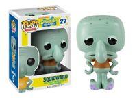 Funko Pop! Bob Eponge 27 Squidward Carlo Tentacule Rare Neuf Boite Vaulted Exclu