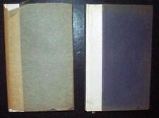 Adele Schopenhauer Tagebücher, Diaries, Journals 1stEd 1909 2V