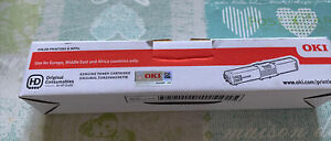 Genuine Oki 44469706 Toner Cartridge C310/330 - Cyan 2K