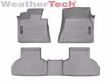 WeatherTech Custom Car Floor Mat FloorLiner for BMW X5/X6 - 1st/2nd Row - Grey