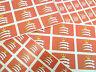 Middlesex autocollantes Drapeau étiquettes auto-adhésif Comté drapeau Stickers