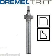 NEW DREMEL TRIO TR615 ROUNDING, ROUNDOVER ROUTER BIT NEW OLD STOCK