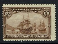 Canada SG# 195, Mint No Gum -  Lot 120516