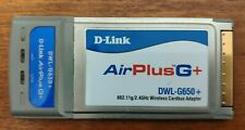 D-Link Air Plus G+ DWL-650+ Wireless adapter