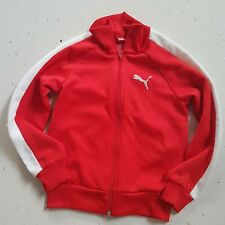 Boy's Puma Red Jacket, US Size S