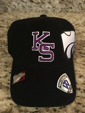 Kansas State KS Wildcats NCAA Baseball Hat Cap Fitted One Size / Fit NWT NEW