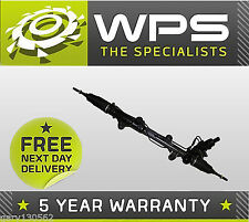 VW TRANSPORTER T5 STEERING RACK 2003-2012 FITTED WITH NEW ZF RACK BAR