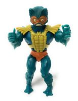 MOTU Mer-Man Vintage 1982 Orange Belt Soft Head variant Action Figure