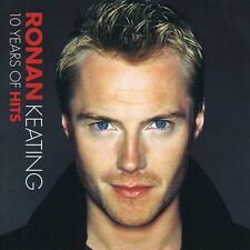 Ronan Keating - 10 Years of Hits [New CD] UK - Import