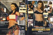 Erica Campbell in Actiongirls 4.  Veronica Zemanova and others  DVD