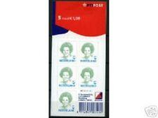 Nederland NVPH V2042 Hangboekje Beatrix inversie PTT logo Postfris