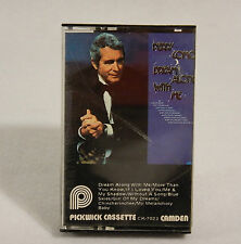 Perry Como : Dream Along with Me - Cassette PICKWICK