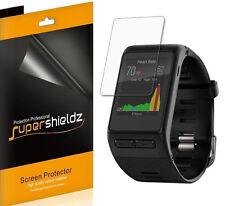 6X Supershieldz HD Clear Screen Protector Saver Shield For Garmin Vivoactive HR