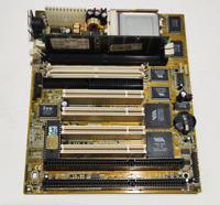 ZIDA TOMATO TX98-3D Rev: 1.20 + AMD K6-2 266 MHz + 128 MB RAM
