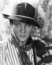 8x10 Print Rudolph Valentino The Sheik 1921 #92873