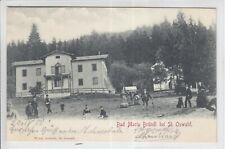 AK St. Oswald bei Freistadt, Bad Maria Bründl, 1900