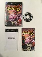 Super Mario Strikers Nintendo GameCube CIB Complete Game Cube TESTED WORKING
