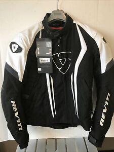 Rev'It Shield Motorcycle Jacket Size M (FJT189 1600-M)