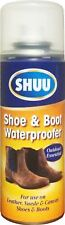 WATERPROOF SHOE & BOOT SPRAY LEATHER SUEDE CANVAS SHOE PROTECTION 200ML