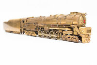 HO BRASS GEM OLYMPIA 6-8-6 STEAM TURBINE PRR PENNSYLVANIA LIMITED PRODUCTION !!!