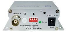 1Ch Active Balun Receiver Viedo rocessors & Switchers Home Surveillance