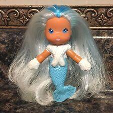 Vintage Kenner Sea Wees Mermaids Dolls ~ FROSTY ICYGALS ~ See Wees ~ SeaWees ~