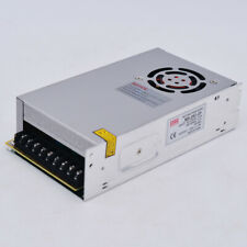 S-360-24 AC110V-220V TO DC24V Switch Power Supply Driver Adapter LED Strip Light