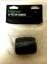 """Hilmor 1839052 Deburrer, 1/4"""" to 1-5/8"""""""