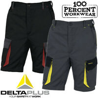 Hard Wearing High Quality Work Shorts Trousers Cargo Pockets Tradesman Warehouse
