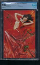 Vampirella Roses for the Dead 1  CBCS  9.8  With Roses