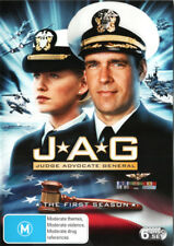 Jag - Complete Season 1 DVD [New/Sealed]