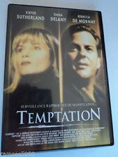 DVD NEUF pas cher TEMPTATION KIEFER SUTHERLAND REBECCA DE MORNAY