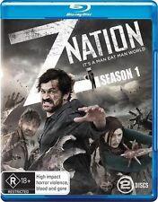 Z Nation : Season 1 (Blu-ray, 2015, 2-Disc Set)