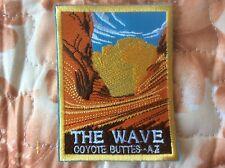 Patch The Wave Coyote Buttes Arizona Souvenir