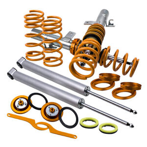 Adjustable Coilovers Suspension For Ford Focus MK2 DA3 DB3 05-09 Lowering Kit