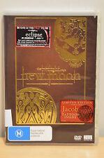 The Twilight Saga - New Moon (DVD, 2010) limited edition (region 4)